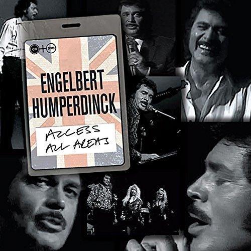 CD : Engelbert Humperdinck - Access All Areas (Bonus DVD, United Kingdom - Import, Pal Region 0)