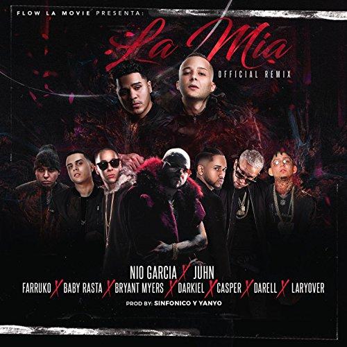 ... La Mia [Explicit] (Remix)