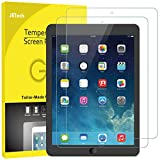JETech Screen Protector for Apple iPad (9.7-Inch, 2018/2017 Model, 6th/5th Generation), iPad Air 1, iPad Air 2, iPad Pro 9.7-Inch, Tempered Glass Film, 2-Pack