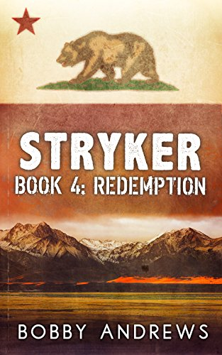 Stryker - Book Four: Redemption by [Andrews, Bobby]