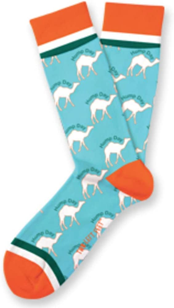 DM Merchandising Inc. Crew Sock, Multicolor, Big Feet