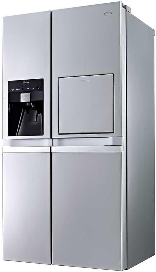 LG GSP545NSQZ - Frigorífico Side By Side Gsp545Nsqz Con Dispensador De Agua Y Hielo: Amazon.es: Grandes electrodomésticos