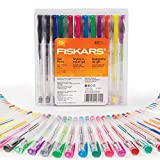 Fiskars 12-27457097J Gel Pen 48-Piece-Set