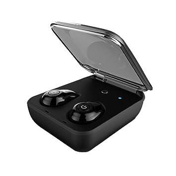 I7 Auriculares inalámbricos True Bluetooth 4.1 Mini auriculares estéreo en el oído para iPhone Android Airpods: Amazon.es: Electrónica