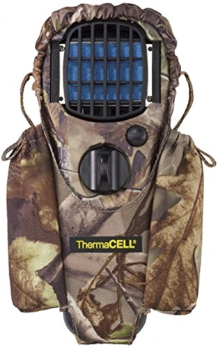 Thermacell Mosquito Repellent Appliance Woodlands Camo and Holster Realtree Thermacell Mosquito Repellent Camo