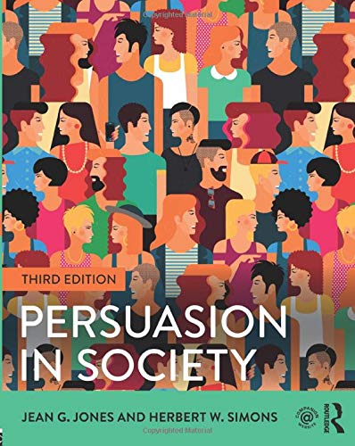 Persuasion in Society by Routledge