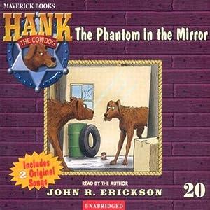 The Phantom in the Mirror Audiobook