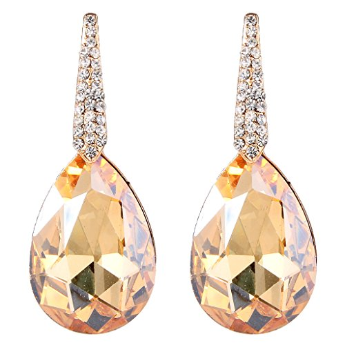 Topaz Crystal Drop - 1