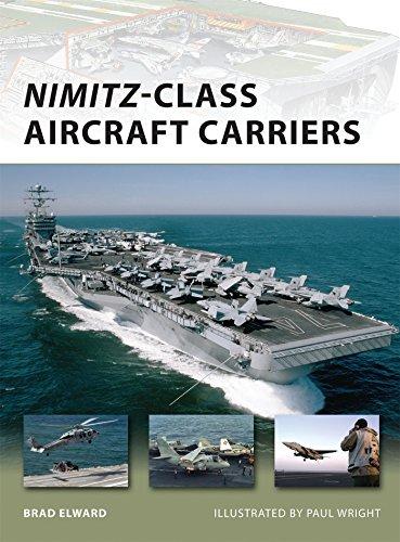 Us Aircraft Carriers Nimitz Class - 1