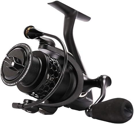 Carrete para pesca Spinning Reelsaltwater Spinning Fishing Carrete ...