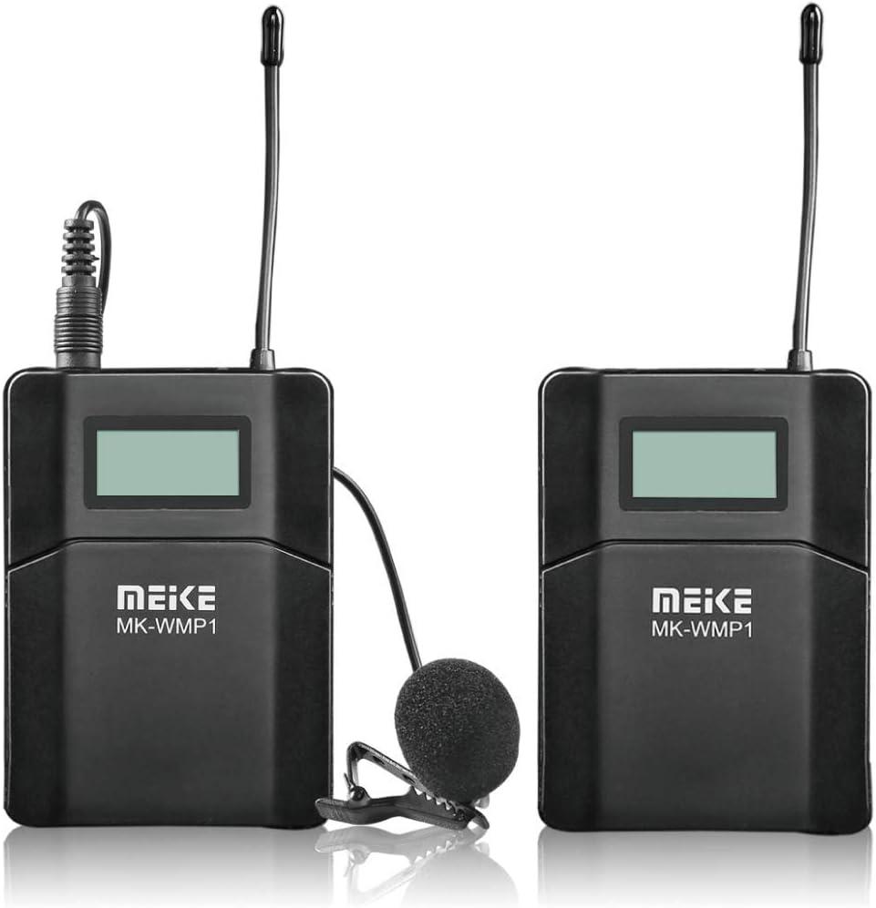 Meike – MP21 fotografía entrevista micrófono escopeta estéreo profesional micrófono para Canon Nikon Sony Fujifilm olympus panasonic DSLR sin espejo ...