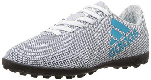 b8db3ae6eb Galleon - Adidas Performance Boys' X 17.4 TF J Soccer Shoe, White ...