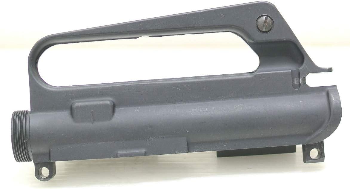 実物 Colt コルト 9mm SMG M635 アッパーレシーバー カートディフレクター ダストカバー付き RO635 R0635 トレポン PTW ガスブロ GBB