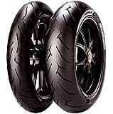 PIRELLI(ピレリ)バイクタイヤ DIABLO ROSSO2 リア 160/60ZR17 M/C (69W) チューブレスタイプ(TL) 2070200 二輪 オートバイ用