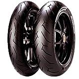 Pirelli Diablo Rosso II Front Motorcycle Tire 120/60-17 2070000