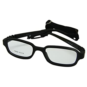 57e9dfbbbfc5 Image Unavailable. Image not available for. Color  EnzoDate Children  Optical Glasses Frame with Strap
