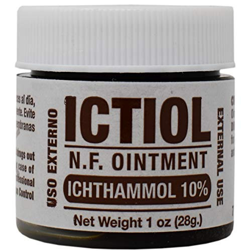 - ICTIOL OINTMENT ICHTHAMMOL 10%