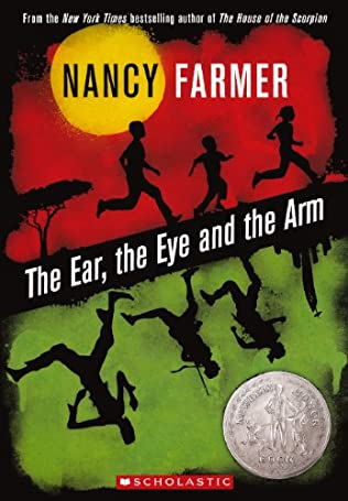 book cover of The Ear, The Eye, and the Arm