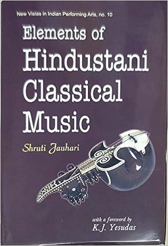 Elements of Hindustani Classical Music: Shruti Jauhari