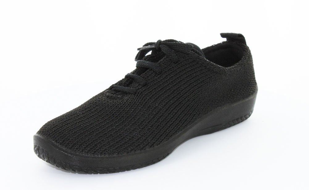 Arcopedico Womens LS 1151 Fabric Shoes 38 EU|Black