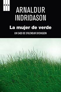 La mujer de verde par Indridason