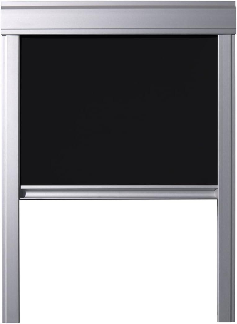 Hochwertiges Sichtschutzrollo Rollo f/ür Velux RHL//RHU-EP GGU,GPU,GHU,GTU MK10 grau //// Sichtschutzrollo//Sichtschutz-Rollo//Fensterrollo