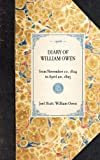 Diary of William Owen, William Owen and Joel W. Hiatt, 1429005521
