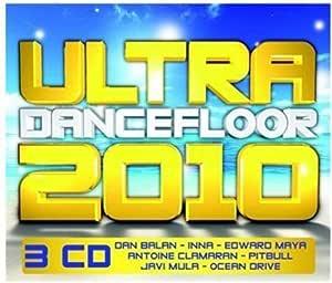 Ultra Dancefloor 2010: Amazon.com.br: CD e Vinil