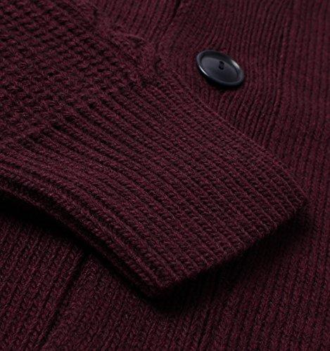 Bordeaux Sweater Knit 2 Schott Earnest Nyc q8BAOA