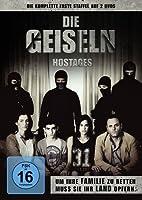 Die Geiseln - Staffel 1 - Doppel DVD