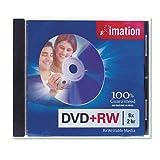 1PK DVDrw 8X 4.7GB Standard Jewel