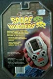 : Excalibur Space Invaders Handheld Game- Platinum