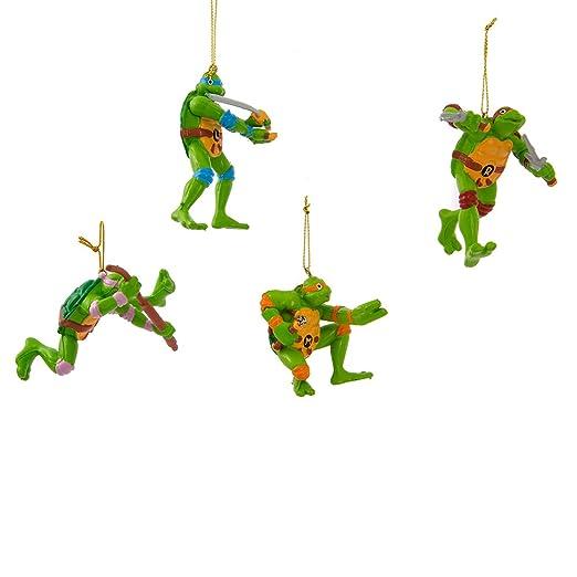 Kurt Adler Ninja mutante Tortugas Adolescentes Ornamento ...
