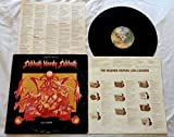 Black Sabbath LP Sabbath, Bloody Sabbath - Warner Brothers Records 1974 - 1974 WB labels release With Original Lyrics Insert