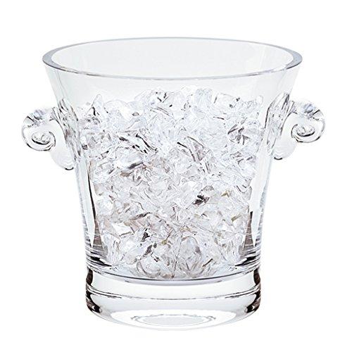 Badash Crystal - Chelsea Ice Bucket 7 by 7 Inch