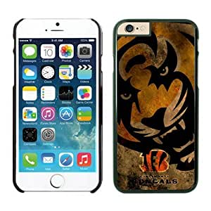 Cincinnati Bengals iPhone 6 Cases 16 Black 4.7 inches XLS7933250