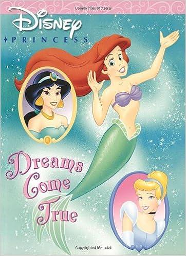 Dreams Come True Disney Princess Super Coloring Time RH Mark Marderosian Ken Edwards 9780736411172 Amazon Books