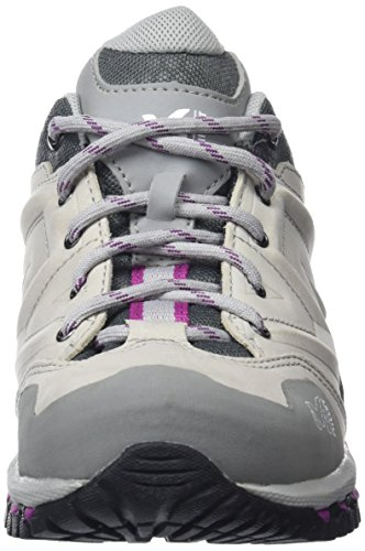 Grey de Basses 2601 Randonnée Chaussures Gris Femme MILLET W Hike Light Up PqxIvY