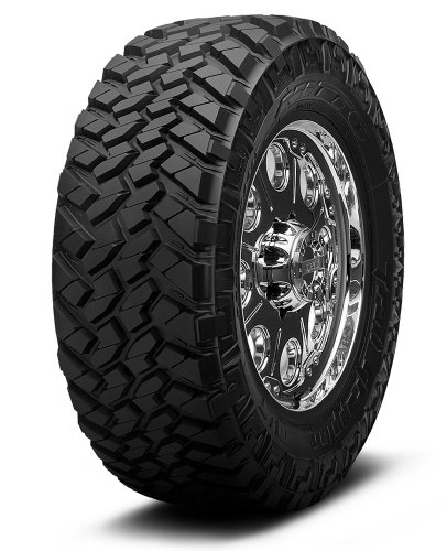 Nitto Trail Grappler M/T Radial Tire - 285/55R22 124Q (22 Nitto Tires)