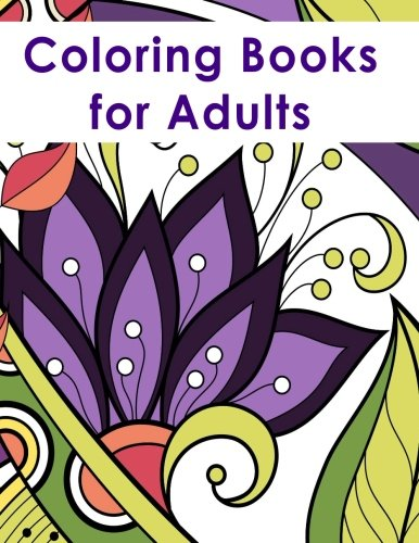 Coloring Books Adults Flowers Patterns product image