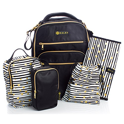 Diaper Bag Travel Backpack for Women: Large Water Repellent Bags for Mom and Baby ()