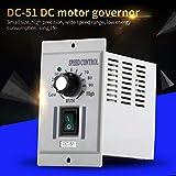 AC DC 110V 24V-90V Motor Speed Controller Switch