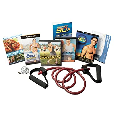 POWER 90 DVD Workout