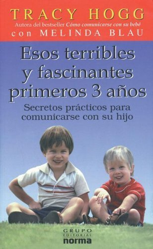Esos Terribles y Fascinantes 3 Anos (Spanish Edition)