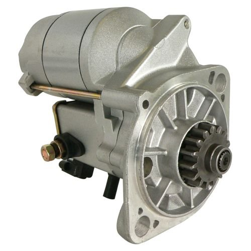 DB Electrical SND0377 Starter For John Deere 3012 4019 650 670 750 770 850 855 970 /Yanmar 2T80 2T80UJ 2TN66E /Carrier Transicold JD KD MD RD TD TS/Thermo King SSIV MD-II KD-II /119209-77010 by DB Electrical