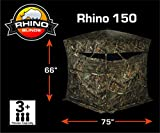 RHINO Blinds R150-RTE 3 Person Hunting Ground