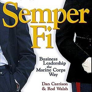 Semper Fi Hörbuch