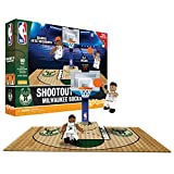 NBA Milwaukee Bucks Display blocks Shootout Set, Small, No color