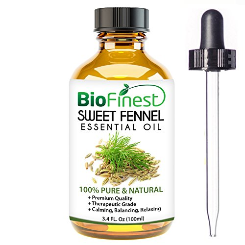 BioFinest Fennel Oil Therapeutic Aromatherapy product image