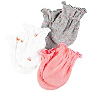 Carter's Baby Girls Mitts 126g510